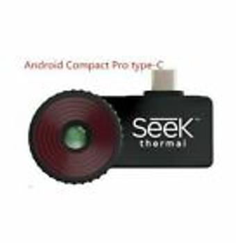 Seek Thermal Sensor Imaging Camera Computer Tool Kit Night Vision For Iphone