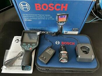 New Bosch Professional Gtc400C 12V Max Connected Thermal Camera