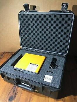 New Everest Vit Elsv-60 Solarc Hi-Lux 60 Watt Light Source W/ Case