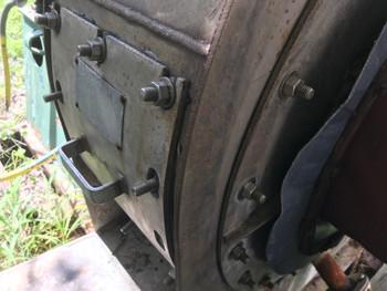 Robinson Draft Fan & Blower w/ Weg 25 HP motor (item 94)