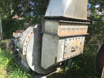 Robinson Fan & Blower w/ A.O. Smith Century Industrial 33 BHP Motor (item 93)