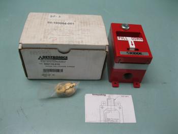 Kidde Det-Tronics 84-100004-001 Fire Alarm Manual Call Station