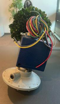 Neo-Dyn Itt Industries Adjustable Pressure Switch 142P82Cc6418