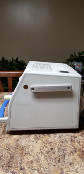 Used Puritan Bennett Achieva PSO2 Portable Ventilator and O2 blender