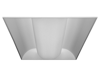 4366 MP FOCAL POINT LIGHTING FLUL-24 LUNA 2X4 LED RECESSED American Made