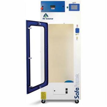 Safefume Automatic Cyanoacrylate Fuming Chambers