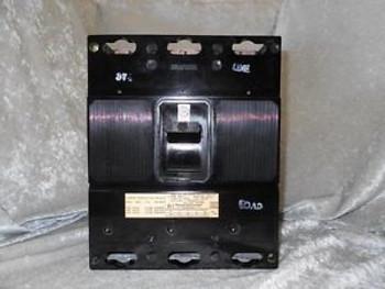 ITE Circuit Breaker (JJ3-B400) 400 A, Used, warranty