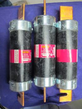 (3) FRS-R-350 350 AMP 600 VOLT Time Delay FUSES  MATCH SET OF 3