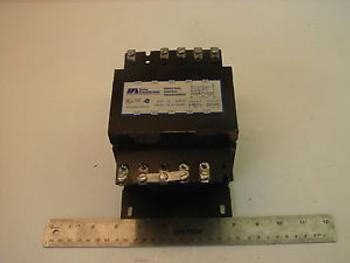 ACME TA-2-54539 50/60HZ 500 VA INDUSTRIAL CONTROL TRANSFORMER  XLNT