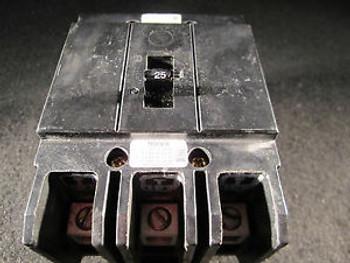 CUTLER HAMMER GHB3025 Circuit Breaker 277/480V 25A 3P