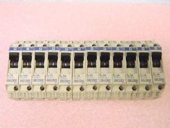 (12) GB2 Series DIN Rail Circuit Breaker Protectors GB2-CB06 CB07 CB08 CB09 CB20