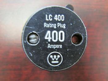 Cutler Hammer Westinghouse Rating Plug 8MC700 2601D39G13