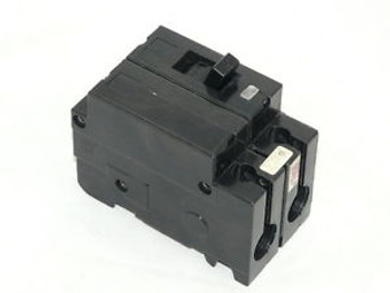 Used Square D EH24020 Circuit Breaker 2 pole 20 amp 277 480 volt