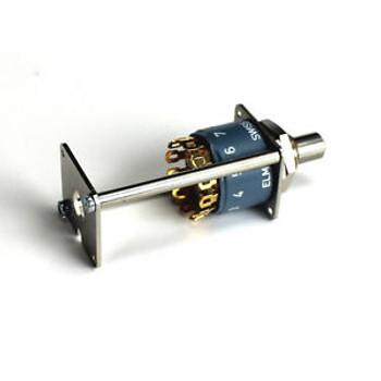 Elma BV11326 1 pole 12 position switch (Neve, API)