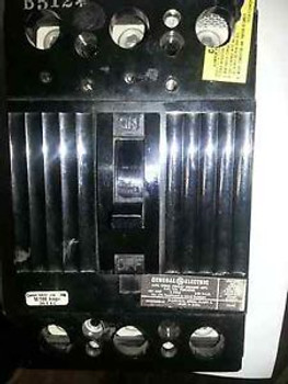 - General Electric Molded Case Thermal Magnetic Circuit Breaker