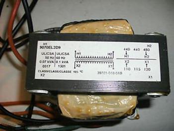Square D 9070EL2D9 9070 EL2D9 Industrial Control Transformer
