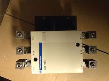 Telemecanique LC1F150 600VAC Continous 200A Contact