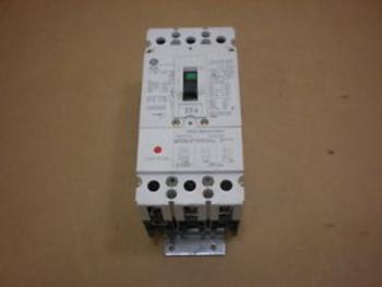 1 GE FCN36TE035R 35 AMP FCN 3 POLE 600 VOLTS CIRCUIT BREAKER