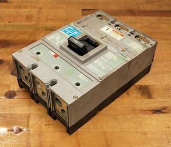 Siemens JXD63B400, 400AMP, 600AC, 3 Pole Circuit Breaker