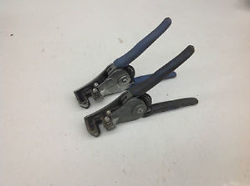 2 - Ideal Stripmaster Wire Stripper Strippers #1 USED TOOLS