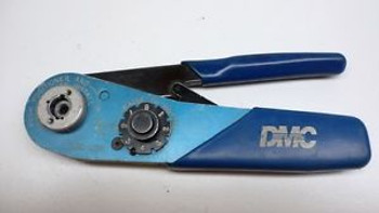Daniels DMC AFM8 M22520/2-01 Crimper Aerospace Aviation C