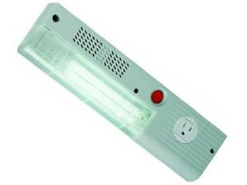 02524.0-01 Enclosure Light with Switch and US outlet 120V