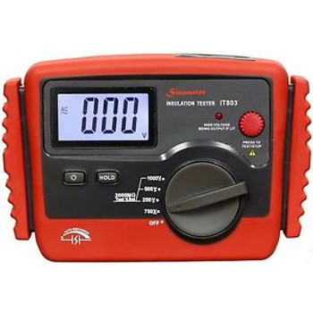 Sinometer IT-803 Digital Insulation Tester 2000 MOhm Max