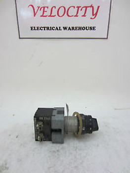HUBBELL KILLARK G025-2A3F EXPOSION PROOF SELECTOR SWITCH