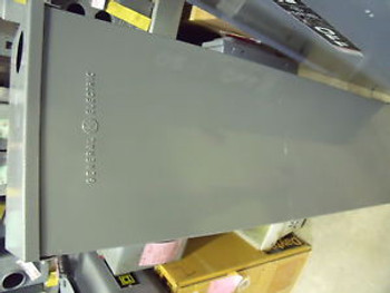 #668 GE Load Center TL42122R  42 space   Panel