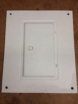 Square D Panel Cover QOC16W Electric Panel QOC 16WF  QO 16-24W QOBW20125-4