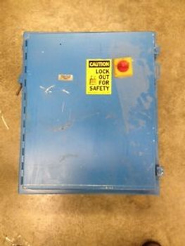 Hoffman A-242006LP Control Panel Enclosure
