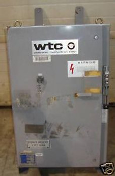 #SLS1B16 Electrical Panel Box Enclosure Floor Mount On Riser