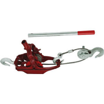 American Power Pull 15002 3 Ton Extra Heavy Duty Come Along / Cable Puller
