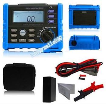 AIM02 Digital Voltage Meter Tester Insulation Resistance 250V-2500V Multimeter