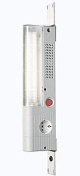 02524.0-07 19 In Enclosure Light With Motion Sensor Us Outlet 120V