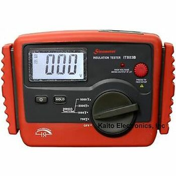Sinometer It-803B Professional Digital Insulation Tester 200 Gohm Max