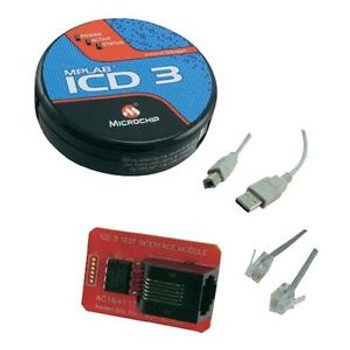 Microchip MPLAB ICD 3 In-Circuit Debugger System
