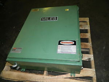Hoffman Electrical Enclosure Cabinet, A-363010LP, 36x30x10 D, Used