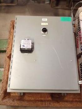Hoffman Electric Enclosure A302410LP NEMA 12,13