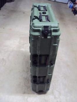 Ecs Case 3U Loadmaster Prepper Military Storage Container Wheeled Rackmount