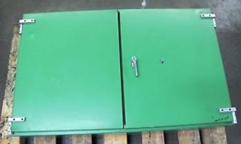 Hoffman A-Pa4Axfn Apa4Axfn 48 X 30 X 10 Dual Door Electrical Enclosure