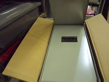 #703 The Ge Powermark Gold 200 Amp 10 In. Enclosed Outdoor Circuit Breaker