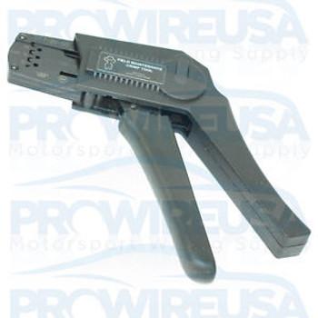 Deutsch Dtt-20-00 U-Barrell Crimp Tool Size 20 Stamped Contacts 16,18,20 Awg