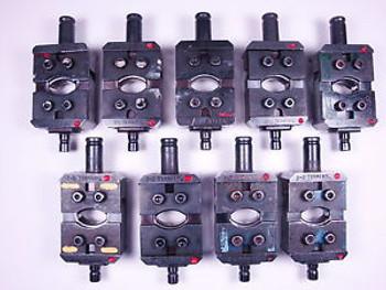 AMP 47823 Die 2-C Terminyl for 59974-1 or 69051 Tool 2 AWG PLASTIC-GRIP Used