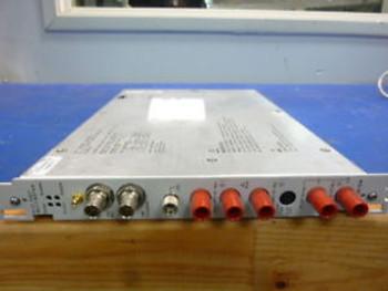 HP E1412A HP 75000 SERIES C 6 1/2 DIGIT MULTIMETER