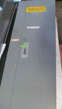 Square D NQOD 3125Q2MB 125 Amp w/ 125 Amp Main Breaker