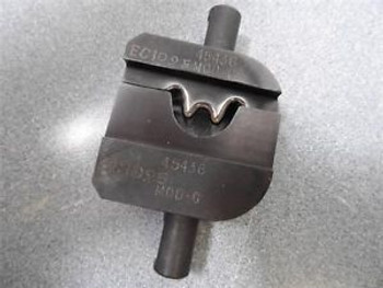 AMP 45436 Crimp Die W 1/0  Mod - G
