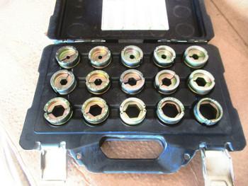 Greenlee Kd12Cu 12 Ton U Type Die Set