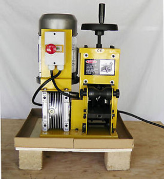 Wire Stripping Machine NEW: Bluedog BWS-60  Copper Wire Recycling Stripper