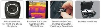 Extech i7 / FLIR i7: Compact InfraRed Camera - Demo Unit